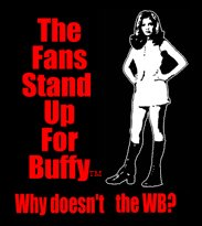 Stand Up for Buffy!